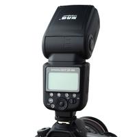 STANDER DF-600 GN58 LCD Flash Speedlite with S1/S2 Mode for Canon 6D 7D 60D 70D 650D 700D Nikon D600 D7100 D90 D5300 YN-560 II