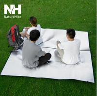 NatureHike large outdoor picnic mat aluminum foil waterproof dampproof camping mattress 240*200CM