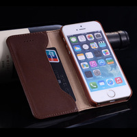 New arrvial colorful genuine leather phone cases, for iphone 5 case, for iphone 5s case