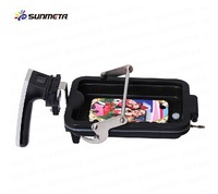 2014 new arrive 3D mini vacuum sublimation machine accessories for phone cases heat press printing tool include handle