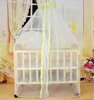 Baby Mosquito Net Baby Toddler Bed Crib Canopy Netting