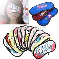1PC Sleeping Eye Mask/Cover Travel/Meditation/Sleep/Blindfold Handmade Sleeping Blindfold