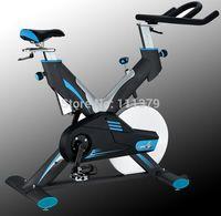 Commercial Exercise Fitness bike Spinning Bike Exercise Bike with Belt System Racing Bike