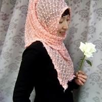 Oumeina muslim lady  bandanas scarf hijab scarf  RG01