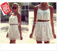 women summer dress 2014 girl lace causal summer dress vestidos sexy party dress maxi long dresses women clothing desigual