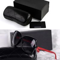 Free Shipping 2014 Hot women brand designer Vintage Sunglasses High Quality Large frame UV Sun glasses With original box 3644Y