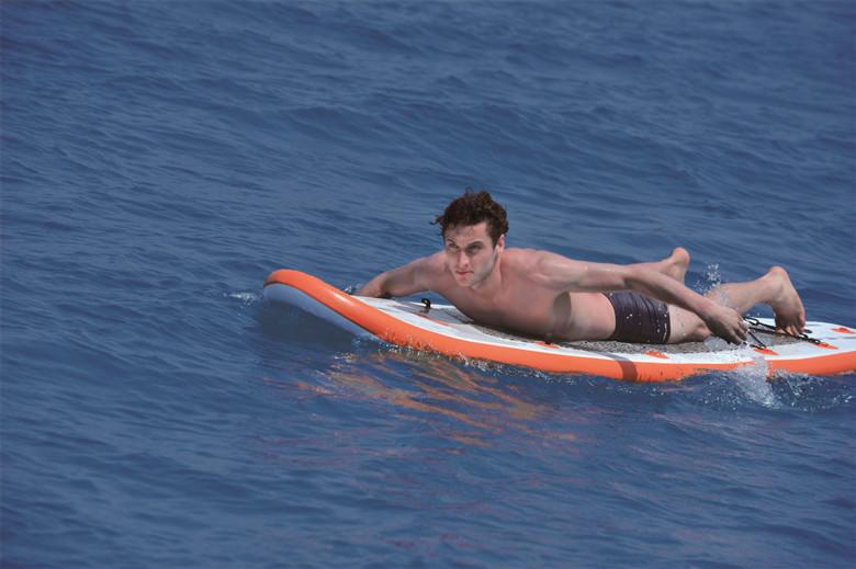 Planche de surf surf stand up paddle 300*75.5*10cm, sup, kayak,, bateau gonflable, bateau de pêche