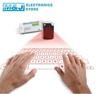 Wireless Laser Laser Projection Virtual Keyboard Bluetooth Keyboard suitable for tablet computers and mobile phones