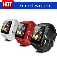 2014 Hot NEW Bluetooth Smart Watch digital Wristwatch watch Phone remote camera pedometer watches Free Shipping