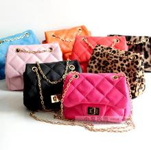 2014 new children handbag kid's bag child Shoulder Bag Purse Messenger Bag Fashion multicolor girl's handbag(China (Mainland))
