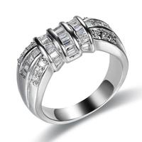 JA-1642A,Gemstone Jewelry Sapphire Jewelry Joyeria Joias anel Bijoux rings for women semi joias silver-plated