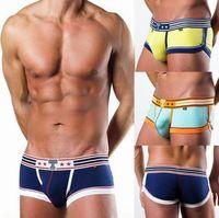 Free Shipping!! 3pcs/lot C-15 cuecas boxer Mens Boxers Mens underwear Mix Colors