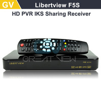 1PC Libertview F5S HD skybox f5s 1080p Pvr Satellite Receiver Support  Wifi Cccam Newcam MGcam upgrade from skybox f5 f5s f3 f3s