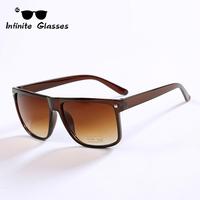 2014 New Sunglasses Fashion Infinite Glasses Designer Coating Sunglass Hot Selling women men brand oculos de sol N48
