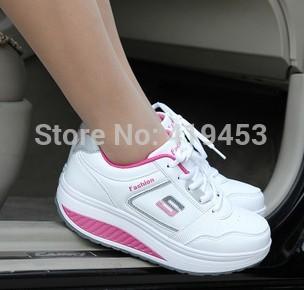 frete grátis!tênis de emagrecimento para as mulheres, fitness sapatos da