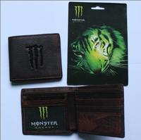 QB001 Genuine leather long pocket men wallets