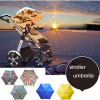 Excellent sun shade baby stroller sunshade Canopy Cover For prams and strollers car seat buggy pushchair Pram Car Sunshade Cover
