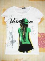 TXS011 fashion 100% cotton t-shirt tops for women