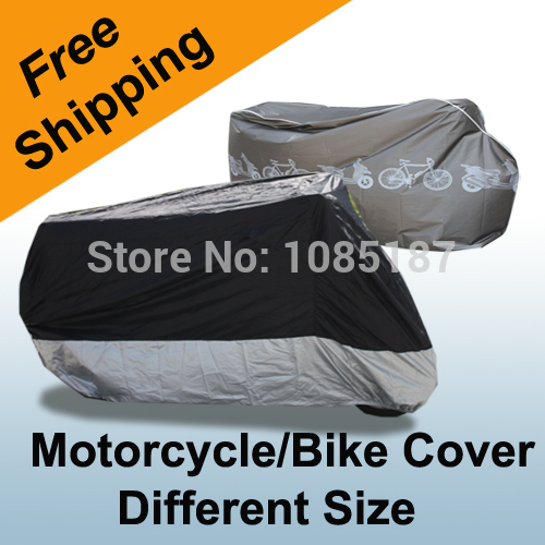 Motorcycle cover Scooter different size water proof dustproof U