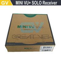 1pc  mini VU Solo  mini solo hd x mini solo Linux based DVB-S2 HD enigma2 satellite receiver Mini Vu solo smart Linux TV player