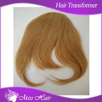 30pcs/lot mix colors front hair bang extensions Clip bangs natural hair clip hair fringe bangs free shipping DHL