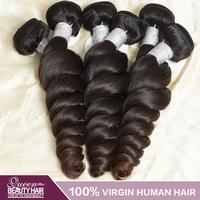 Malaysian Loose Wave 3 Bundles Lot,6A Unprocessed Virgin Malaysian Hair Weave,100% Human Hair ,DHL Fast Free Shipping