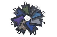 2PCS  40.7cmx81.3cm Sunland Microfiber Ultra-compact & Fast Drying Travel SPA Sports Outdoors Towels With Carrying Bag