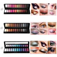 Big Promotion Beauty & health makeup sets cosmetics make up set waterproof glitter eyeshadow naked eye shadow palette