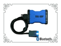 with Bluetooth ! New 2014 R1 Tcs cdp pro plus blue color without plastic box ,with multi-language for cars& trucks
