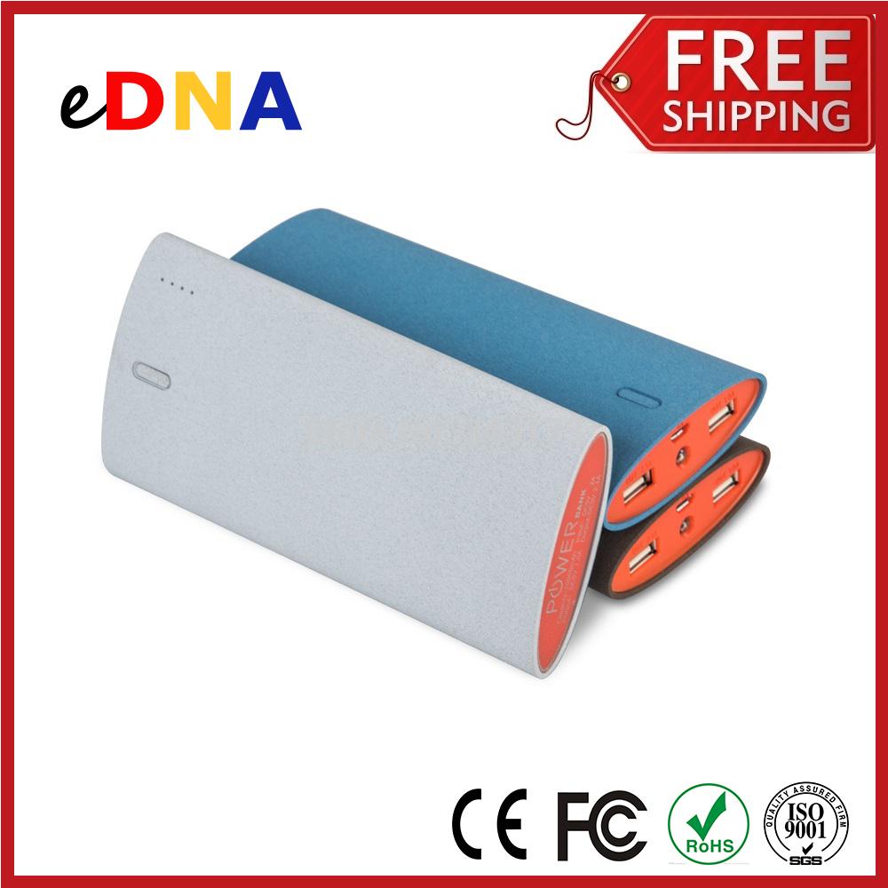 [50pcs UPS] Free Shipping High Capacity Big 12000mAh External Battery Packs Power Bank eDNA ED3601(China (Mainland))