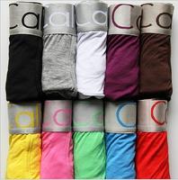 Cotton! Better quality Sexy Underwear Men Boxer Shorts Men's Boxers Men underwear best brand cuecas