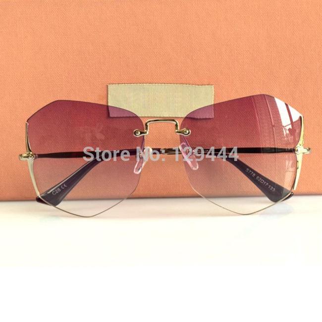 Женские солнцезащитные очки Cc