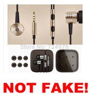 100% New Original XIAOMI Piston Earphone Headphone Headset 2nd & Mic for SAMSUNG HTC M3 MI2S MI2A Phones Top Quality FREE SHIP