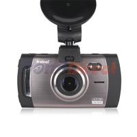 Cheapest X8000 Carcam Car Dvr Camera GPS G-Sensor AV Out Dual Lens Camera 2.0'' LCD Wide Angle Car Black Box Car Dvrs Recorder