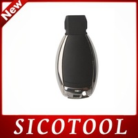 Free Shipping Brand New uncut Benz Smart 3 button Smart remote Key 433MHZ