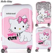 wholesale hello kitty suitcase