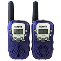 2PCS Walkie Talkie Retevis RT-388 UHF 462.5625-467.7250MH  For Kid Children LCD Display Flashlight VOX Two-Way radio A7027L