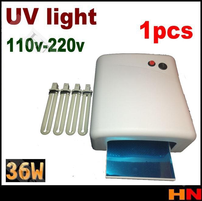 1pcs UV Light Ultraviolet Lamp LOCA Bake Glue Refurbish LCD Front Glass Drying 36W(China (Mainland))