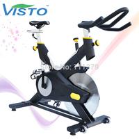 2014 nuevo gimnasio producto bicicleta de spinning maestro Spinning Bike Bicicleta de ejercicio con Cinturon System Racing Bike