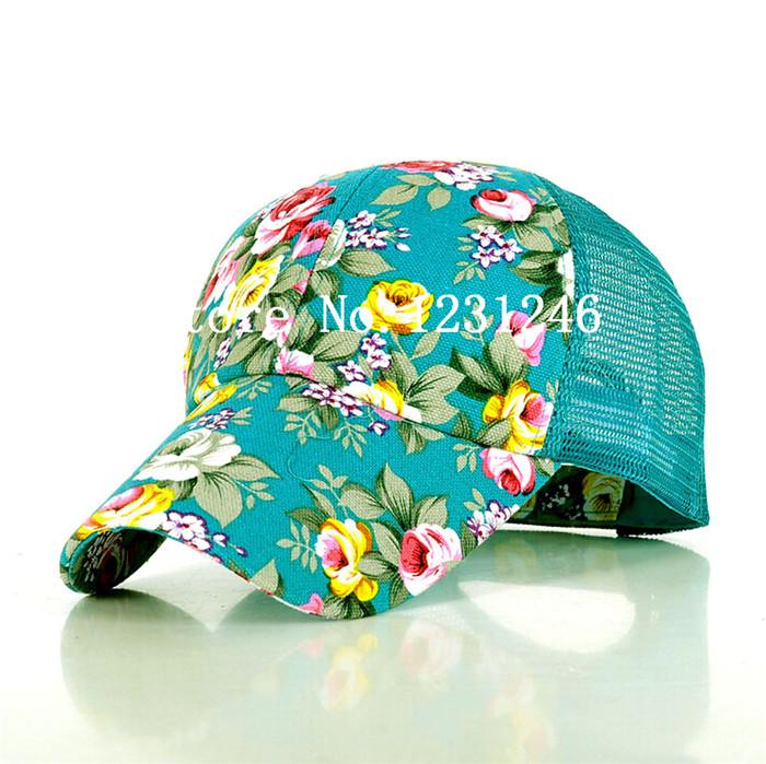 Sport Baseball Caps Snap back Hats Trucker Baseball Golf Mesh Cap Hat vintage sky blue(China (Mainland))