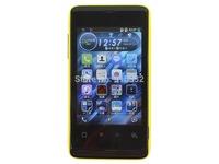 3.5 inch K-touch W619 qualcomm Snapdragon MSM7225A 480x320 screen 512M ram 512M rom dual sim mobile smart phone