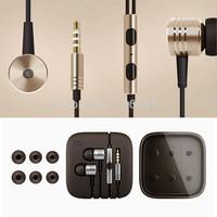 Electronic 2014 New Piston With Remote Mic Headphones For Xiaomi MI2 MI2S MI2A