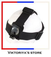 Elastic Head Strap Adjustable Headstrap Gopro Head Strap Mount Belt For SJ4000/Gopro Hero/Other Sport Camera