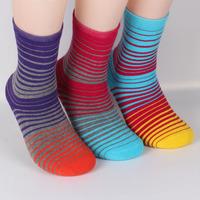 (3pairs)women's socks winter cotton thermal loop pile thickening socks knee-high sock  B001
