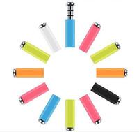 Wholesale 5pcs NEW Original Xiaomi MiKey mi key quick button dustproof plug Earphone Jack Plug for XIAOMI Mi2s Hongmi MI3 phones