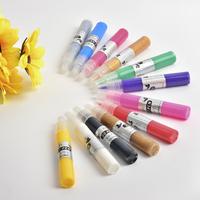 On Sale#12 x 3D Nail Art Pens Fashion UV Gel Acrylic Colour Paint Polish Create Manicure