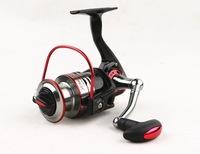 Gapless Spinning Fishing Reel 1000 Series CNC Full Metal Rocker 11BB Spool Gear 5.1:1  Fishing Free Shipping