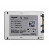 "F8 120GB KingFast 2.5"" SATA3 SSD For Dell HP Thinkpad Lenovo ASUS Acer Sony Toshiba Laptop Deaktop PS3 PS4 Free Shipping"