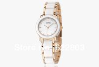 2014 fashion Brand Kimio Watch Women Ladies Luxury Bracelet Watches women Dress Stainless Steel Quartz Watches Free Shipping!