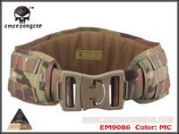 EMERSON MOLLE Padded Molle Waist Belt Men Airsoft Combat Military Army belt Multicam EM9086